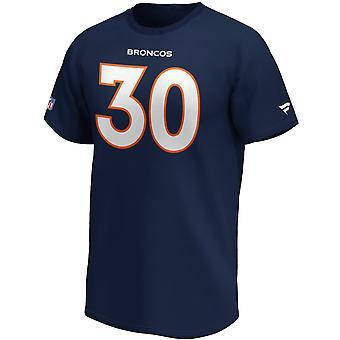 Denver Broncosin NFL-#30 Phillip Lindsay