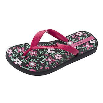 Ipanema Classic 21 tyttöjen uimaranta varvas sandaalit/sandaalit-roosa