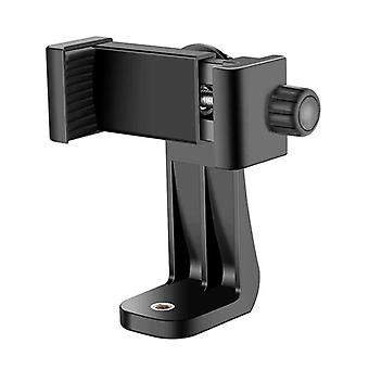 Universal Smartphone Tripod Adapter, Cell Phone Holder Mount With Live Webcast