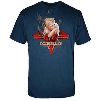 Van Halen T Shirt Van Halen Smoking T-Shirt