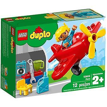 10908 LEGO airplane
