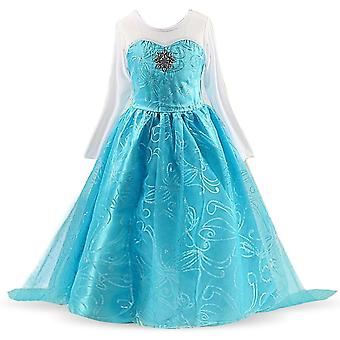 Fancy 4-10y Baby Princess Dress Clothing, Wear Cosplay Costume Halloween