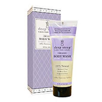 Deep Steep Body Wash, Lavender Chamomile 17 Oz