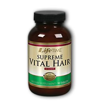 Life Time Nutritional Specialties Supreme Vital Hair, 120 caps