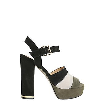 Michael By Michael Kors 40t7ashs6s880 Women-apos;s Multicolor Leather Sandals