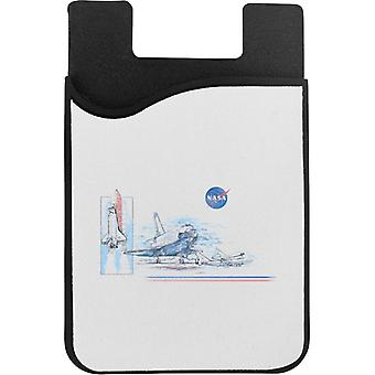 NASA:n nousu avaruuskeskuksen puhelinkortin haltijasta