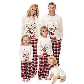 Family Matching Pajamas, Sleepwear Clothes Set