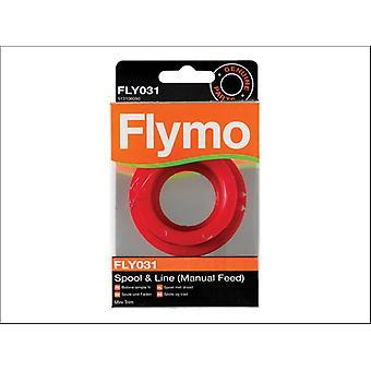 Flymo Spool & Line (Flymo31) HP-253