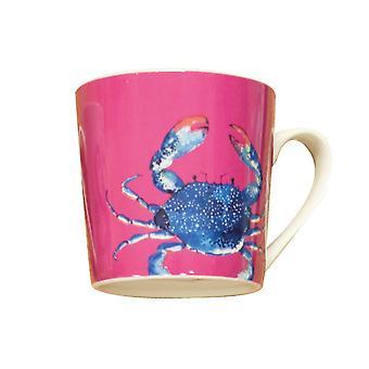 English Tableware Company Dish Of The Day Mug Crab DD350C05