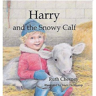 Harry and the Snowy Calf
