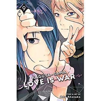 Kaguya-sama: Love Is War, Vol. 9 (Kaguya-sama: Rakkaus on sotaa)