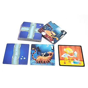 Labyrinth Board Games High-quality Cute Kitten Cat Cards