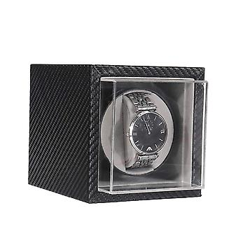 Automatic Watch Winder, Mute Motor Shaker, Carbon Fiber Watches Box