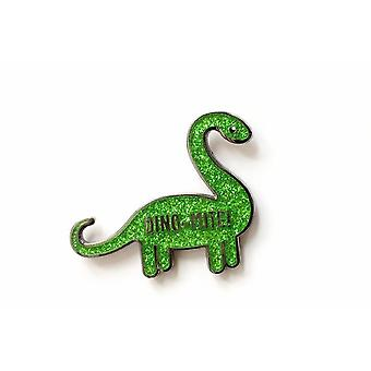 Dino-acarianul Sparkly Dinosaur Email Pin