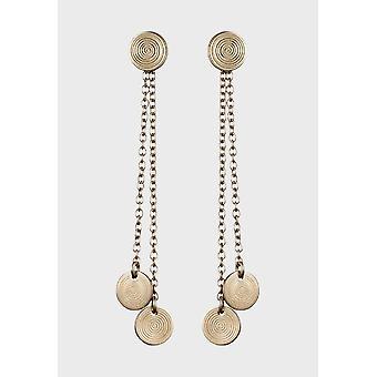 Kalevala Earrings Women's Cosmos Bronze 3668773T