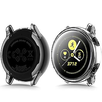 Screen Protector+case For Samsung Galaxy Watch Active 2 Tpu All-around Cover