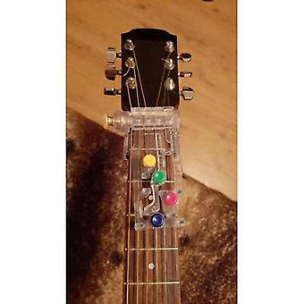 Acoustic Guitar Chord Buddy Teaching Aid Tool Learning System Teaching