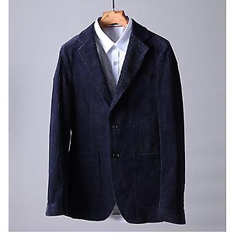 Mens Blazers High-quality Casual Breasted Suit