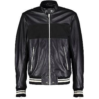 Diesel L-Bisbee 900 Leather Jacket