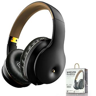 Wireless Bluetooth Over Ear Headset, Graffiti Design Foldable Headphone With