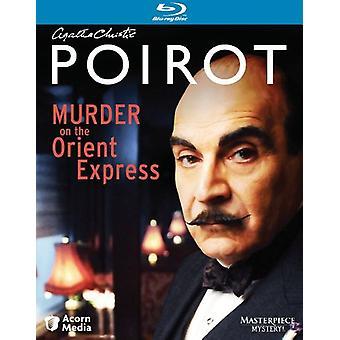 Mord på Orient Express [Blu-ray] USA import