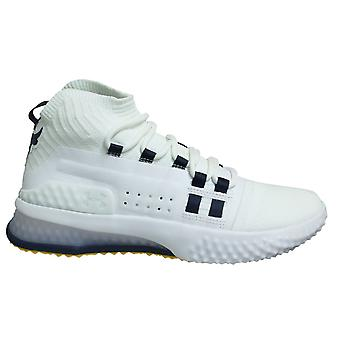 Under Armour Project Rock 1 Lace Up Mens Slip På Running Trainers 3020788 108