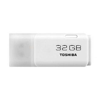 Toshiba by kioxia 32 gb transmemory u202 usb2 white