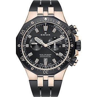 Edox 10109 357RNCA NIRG Delfin Heren Horloge