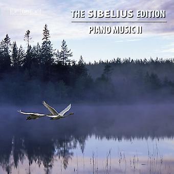 J. Sibelius - The Sibelius Edition, Vol. 10: Piano Musik 2 [CD] USA import