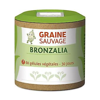 Bronzalia 60 vegetable capsules of 365mg