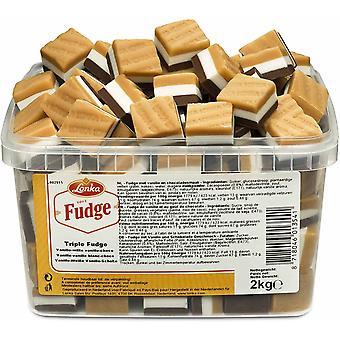 Kingsway Pick & Mix Makeinen Lonka Banoffee Fudge 1 kilo