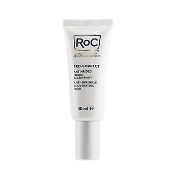 ROC Pro-Correct Anti-Wrinkle Rejuvenating Fluid - Advanced Retinol With Hyaluronic Acid 40ml/1.35oz
