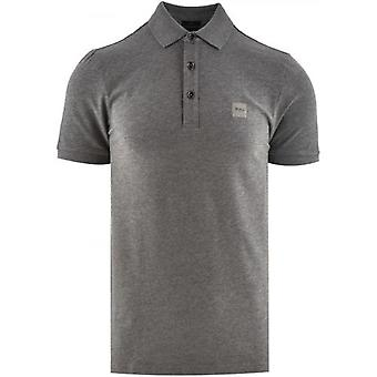 BOSS Grey Passenger Polo Shirt