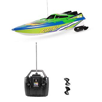 Motorbåd fjernbetjening /radiostyret legetøj, 20 km/t