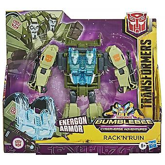 Transformers Cyberverse Ultra Rack 'N' Ruin Action Figure