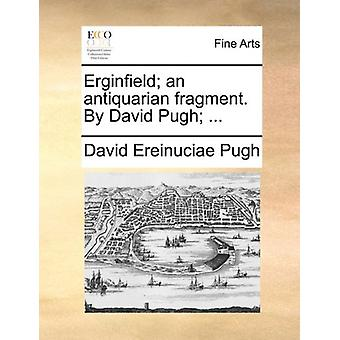 Erginfield; An Antiquarian Fragment. by David Pugh; ... by David Erei