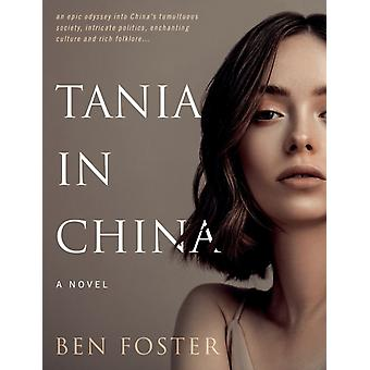 Tania in China by Ben Foster