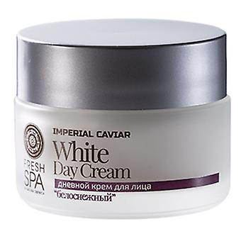 Natura Siberica Imperial Kaviaari Crema de dia blanca rejuvenecedora 50 ml