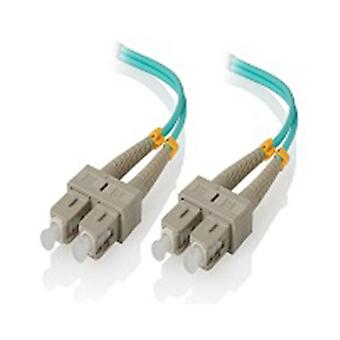 Alogic 5M Sc To Sc Multi Mode Duplex Lszh Fibre Cable