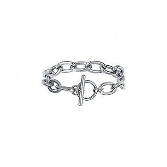 Clyda Kvinnors Armband Smycken BCLBR0017S - Silver Steel