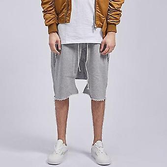Drop Zipper Pants