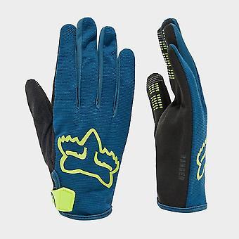 New Fox Men's Ranger Glove Blue