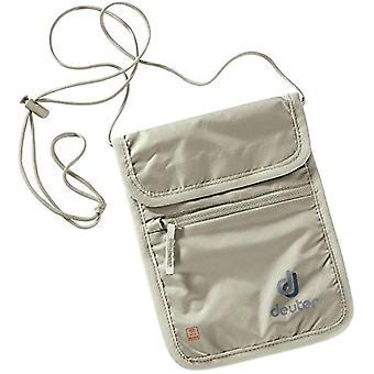 Beige coin purse of the Deuter brand(4)