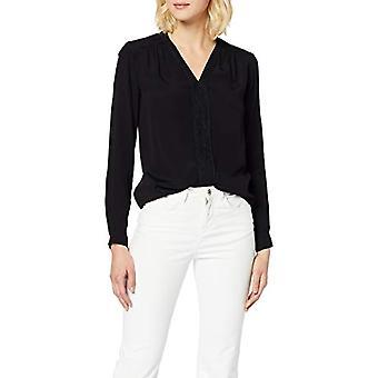 Morgan 192-otopiu.f T-Shirt, Black (Noir Noir), 42 (Size Manufacturer: T38) Woman