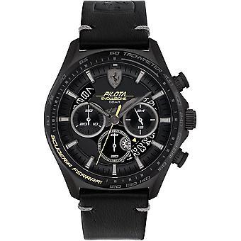 Scuderia Ferrari SF830823 PILOTA EVO Heren Horloge