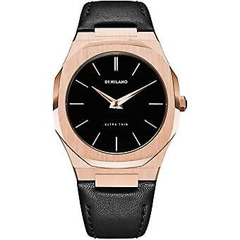 D1 milano ultra thin watch rose gold d1-utlj03