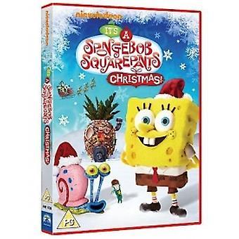 Spongebob Squarepants Its A Spongebob Squarepants Christmas DVD