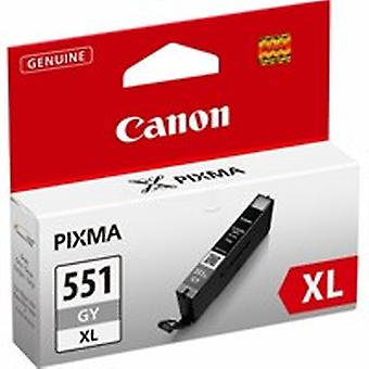 Canon 6447B001 (551 GYXL) Ink cartridge gray, 3.35K pages, 11ml