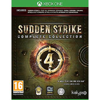 Sudden Strike 4 Complete Collection Xbox One Game