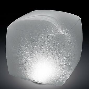Cube LED flottant Intex 28694 avec éclairage multicolore